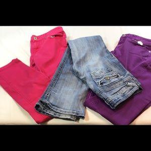 Pants for girls SZ 16